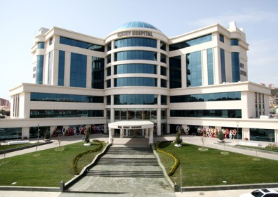 Özel Emsey Hastanesi