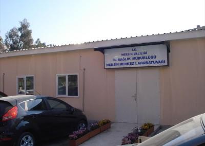 Mersin Merkez Laboratuarı
